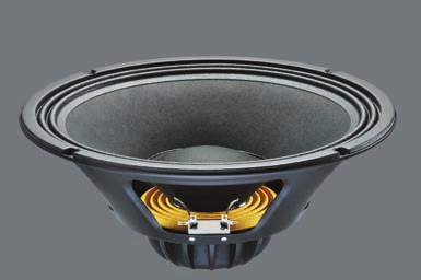 Deploying Neo-magnet BN speakers can dramatically reduce the weight of a bass cabinet or combo a welcome development for any hard-working bass player while the availability of 4Ω and 8Ω impedance