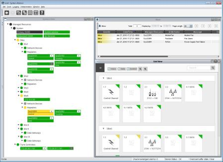 SYSTEM ADVISOR Comprehensive fault management Optimized for use with
