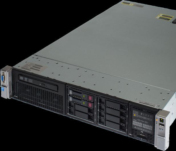 CAPACITY MAX SYSTEM SERVER Contains the