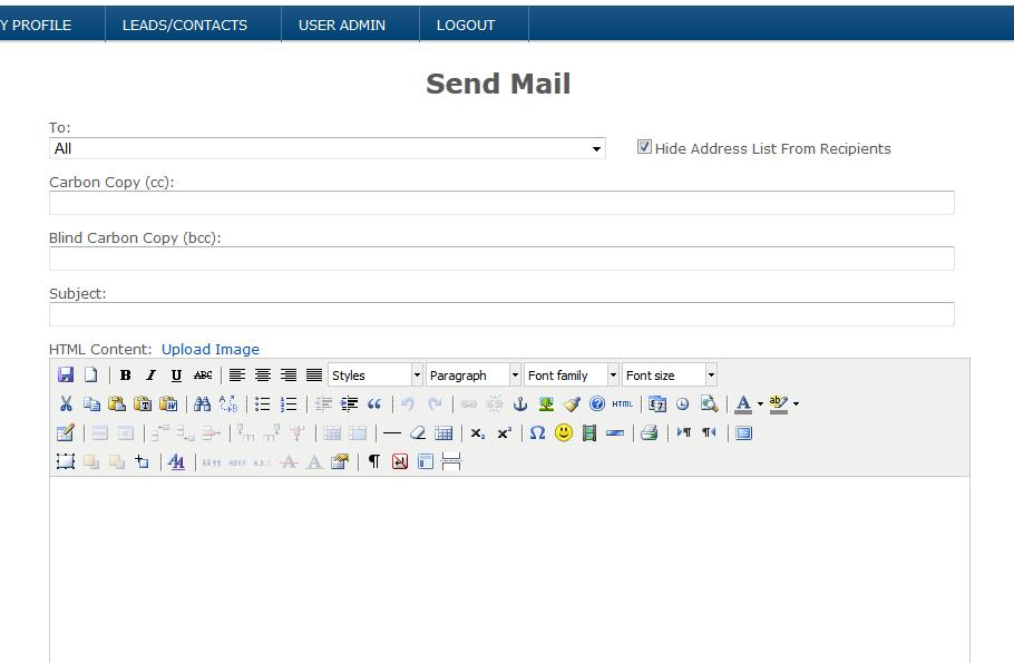Here is how you can send email to your contacts If you decide to do this on your own without any websites then you will have to manually collect everyone's information and store it in a spreadsheet.