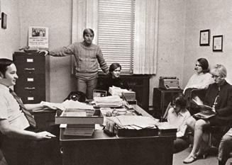 And in 1967, the college became coeducational. For the 1979-1980 school year, the college received approval for its first four-year degree, a Bachelor s program in business administration.