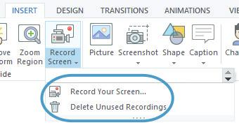 it. Storyline makes it easy to choose a recording size by offering the two most popular