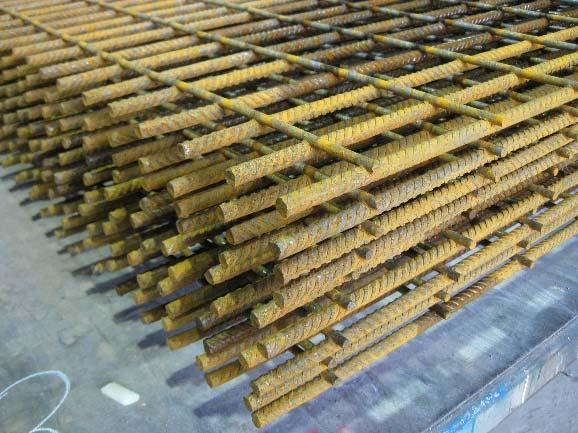 5.3 Reinforcement for Precast Steel reinforcement for precast concrete can be either weldable grade reinforcing steel bars, or pre manufactured structural wire