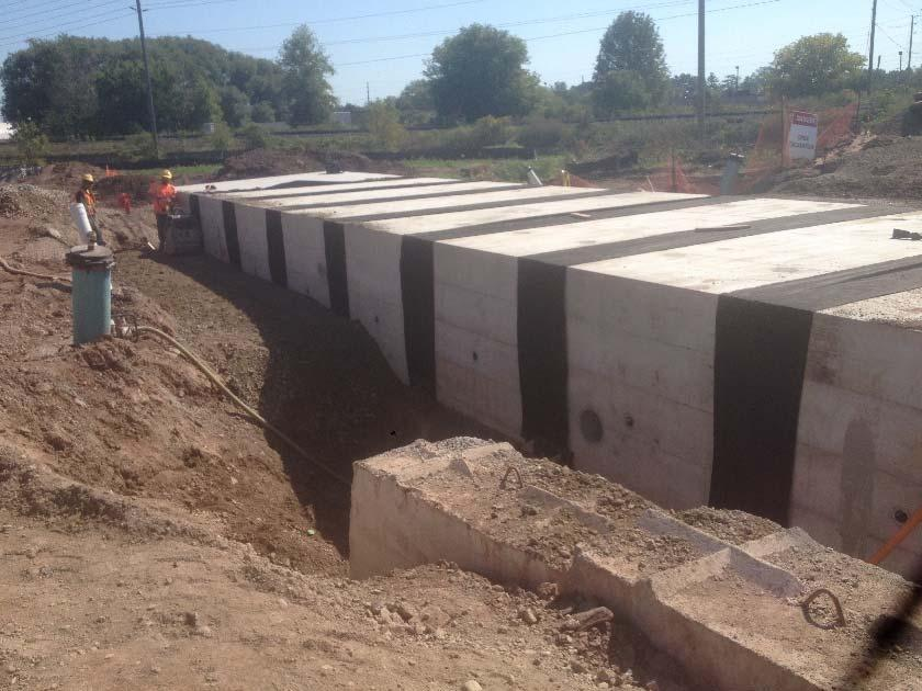 6.5 Construction of Culvert Requirements for installation of precast culverts in open cut,