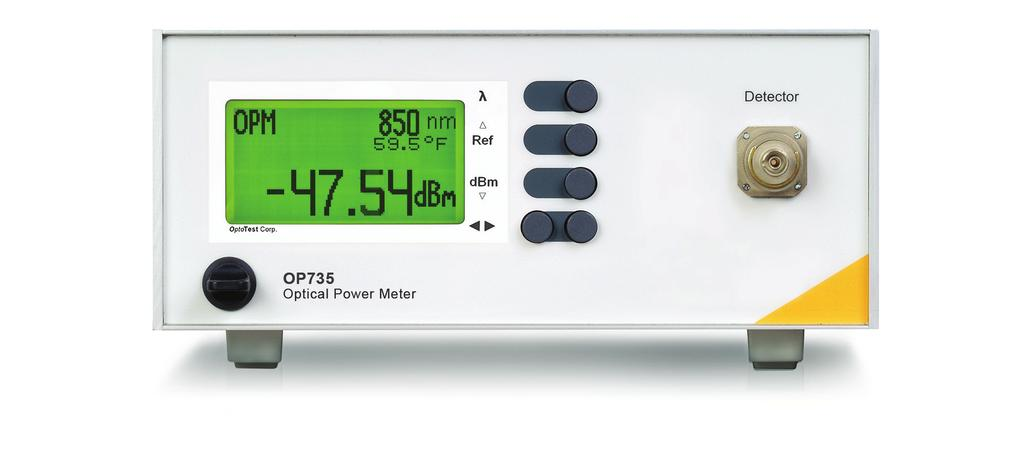 Benchtop Optical Power Meter
