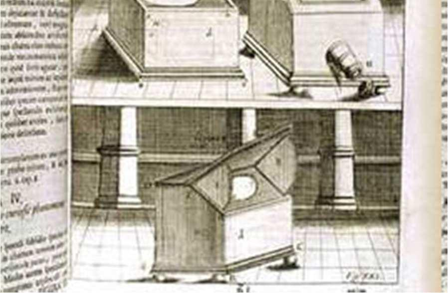 record of camera obscura Johann