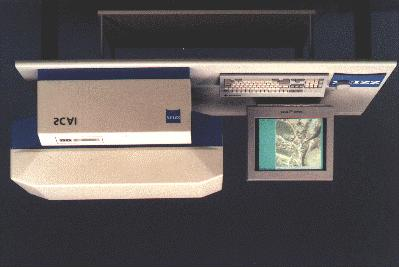 The PS 1 flat-bed scanner was launched in 1992, followed in 1995 by the SCAI scanner system for automatic roll film digitization.