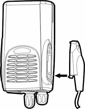 to remove the Earphone/Microphone jack cover. (See figure 5) Fig.