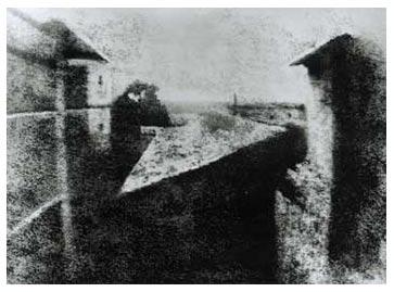 oldest known photograph Nicéphore Niépce
