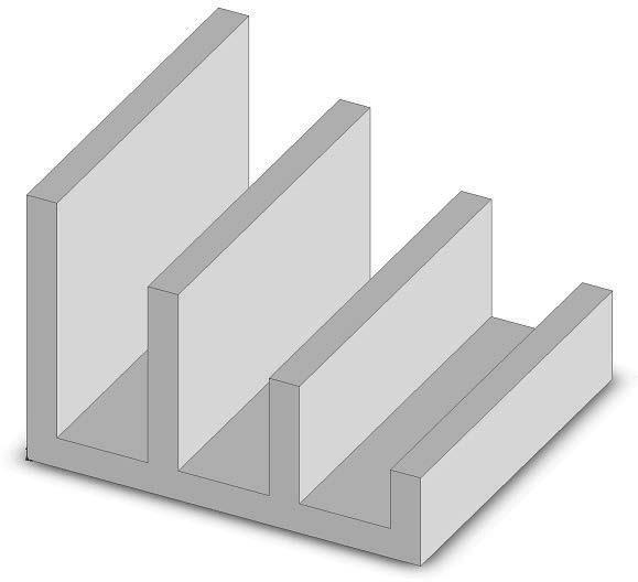 the characteristic of a 3D linear