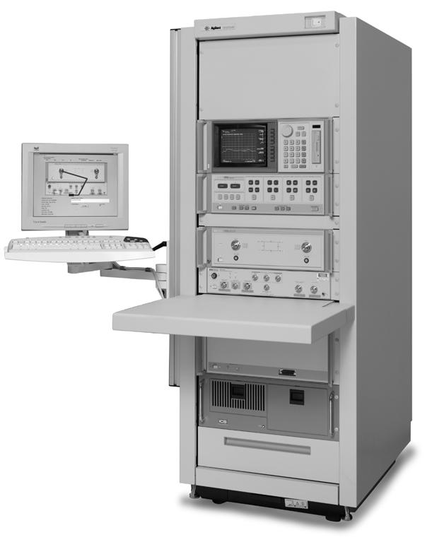 Agilent 86030A 50 GHz Lightwave