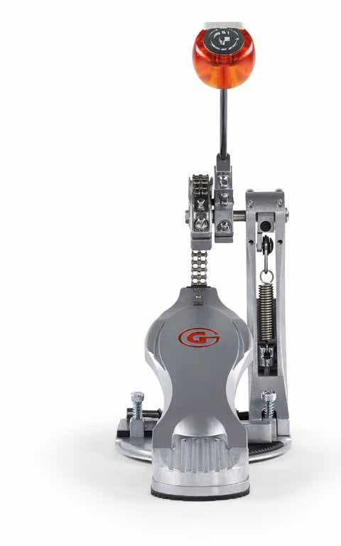 G-CLASS BASS DRUM pedals VARIABLE WEIGHT BEATER Beater balance can be fine tuned using 3 magnetic counter weights. Includes beater hub memory lock. DIRECT DRIVE Direct CAM drive for exact feel.