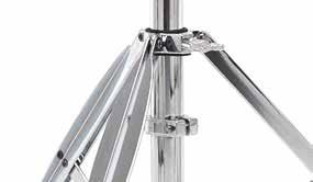 9000 Turning Point Series Cymbal & snare Stands SWING NUT & Brake tilter Gibraltar s patented auto cymbal mount.