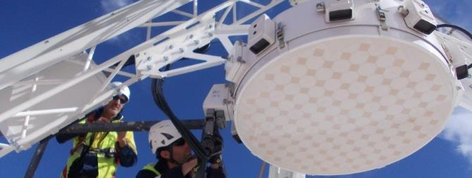 Phased Array Feeds A new technology for wide-field radio astronomy Aidan Hotan