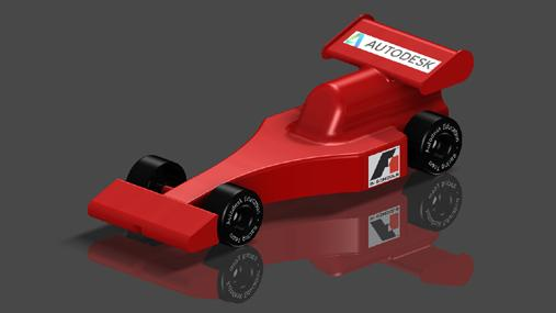 Introduction to Autodesk Inventor for F1 in Schools (Australian Version) F1 in Schools race car In this course you will be introduced to Autodesk Inventor, which is the centerpiece of Autodesk s