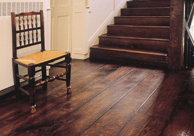 TIMBER FLOORING Our oak flooring is kiln dried, tongue and grooved French Oak of the highest quality.