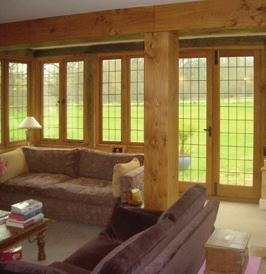 JOINERY Our accomplished team of craftsmen bring their own specialised skills to