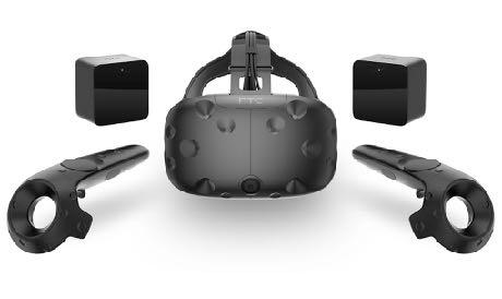 VR is for Virtual Reality: HTC Vive FOV: 94Hx93V Refresh Rate: 90Hz