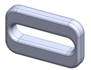 in Sketches 3D Fillets are used on edges of