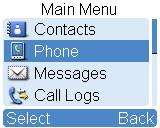 SIP Phone_Application Notes Connection and Configuration Caution: The radio user can access the Phone menu only when the Phone menu is checked and Channel Phone System is configured. 1.