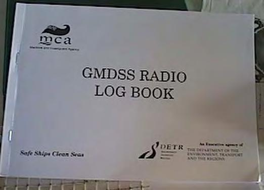 REquired Publications and Documents Radio license