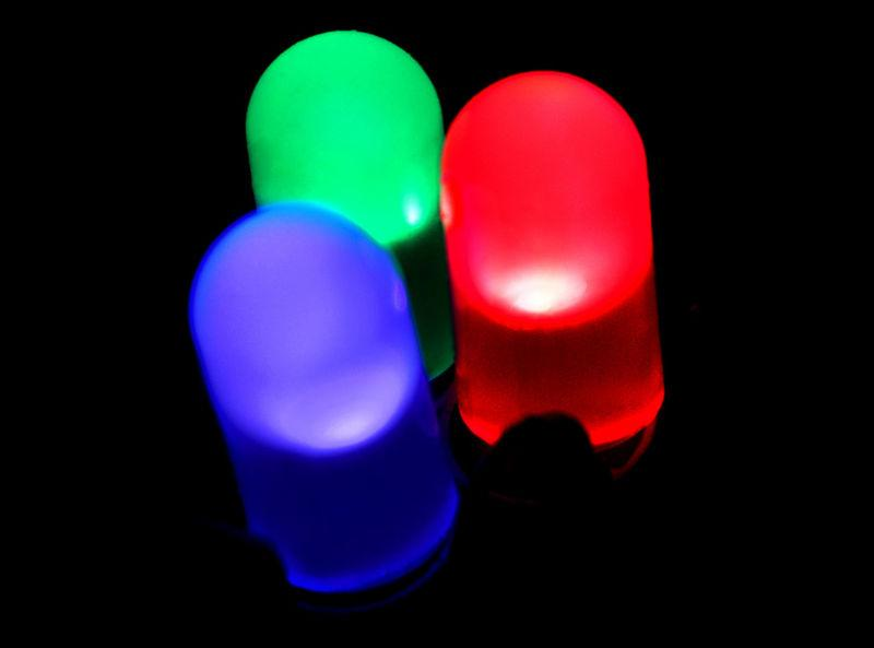 Light Emitting Diodes LEDs are part of many applications They are part of: Displays Traffic lights DVD and CD players TV