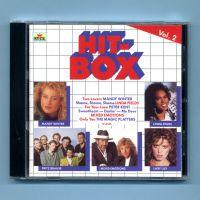 Hit Box - Vol. 2 (CD Sampler) Diverse - Hit Box (Vol. 2) Format:CD Compilation Herstellungsland: Made in Switzerland Erscheinungsjahr: 1988 Label:EMI Records Cat.-No.