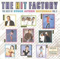 Hit Factory - Vol. 2 (UK CD Sampler) Hit Factory - Vol. 2 Format: CD Compilation / Sampler Herstellungsland: Made in England Erscheinungsjahr: 1988 Label: PWL / Fanfare Records Cat.-No.