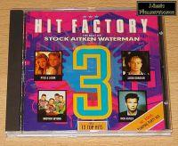 Hit Factory - Vol. 3 (CD Sampler) Hit Factory - Vol. 3 Format: CD Compilation / Sampler Erscheinungsjahr: 1989 Label: PWL Records Cat.-No.: 246 184-2 Zustand: sehr guter Zustand TRACKS: 1.