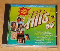 Hits '86 - Original Super Hits (CD Sampler) Hits '86 - Original Super Hits Format: CD Sampler Erscheinungsjahr: 1986 Label: Ariola Records Cat.-No.