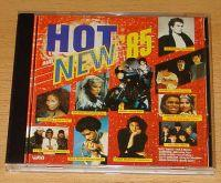 Hot And New '85 (CD Sampler) Hot And New '85 Format: CD Compilation / Sampler Erscheinungsjahr: 1985 Label: WEA Records Cat.-No.: 240 596-2 Zustand: sehr guter Zustand (excellent) Titelliste: 1.