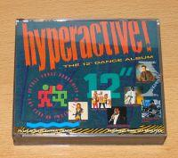 "Hyperactive - The 12"" Dance Album (Doppel CD Sampler) Hyperactive - The 12"" Dance Album Format: Doppel CD Sampler Herstellungsland: Made in England Erscheinungsjahr: 1988 Label: Telstar Records Cat."