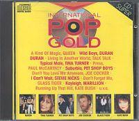 International Pop Gold (CD Sampler) International Pop Gold Format: CD Compilation Erscheinungsjahr: 1986 Label: EMI Records Cat.-No.