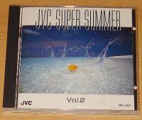 JVC Super Summer - Vol. 2 (Japan CD Sampler) JVC Super Summer - Vol. 2 Format: CD Sampler Herstellungsland: Made in Japan Erscheinungsjahr: 1987 Label: JVC / Victor Records Cat.-No.