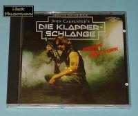 "Klapperschlange, Die (CD Sampler) John Carpenter Soundtrack Soundtrack ""Die Klapperschlange"" Format: CD Album Erscheinungsjahr: 1981 / 1988 Label: Colosseum Cat.-No.: CST 34.8038."
