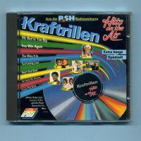 Kraftrillen - Hits On The Air (CD Sampler) Kraftrillen - Hits On The Air Format: CD Sampler Herstellungsland: Made in W.-Germany Erscheinungsjahr: 1988 Label:Ariola Records Cat.-No.