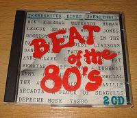 Beat Of The 80's - Vol. 1 (Doppel CD Sampler) Beat Of The 80's - Vol. 1 Format: Doppel CD Sampler Erscheinungsjahr: 1991 Label: Eurostar Records Cat.-No.: 398 1025-2 (Album CD Hülle). CD 1: 1.