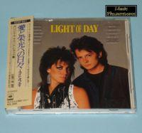 Light Of Day - Soundtrack (Japan CD Kopplung + OBI) Soundtrack: Light Of Day Format: CD Album / Kopplung Land: Made in Japan OBI: Yes Jahr: 1987 Label: CBS Records Best-Nr.