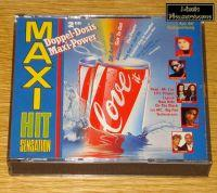 Maxi Hit Sensation '90 (Doppel CD Sampler) Maxi Hit Sensation Format: Doppel CD Compilation / Sampler Erscheinungsjahr: 1990 Label: Ariola Records Cat.-No.