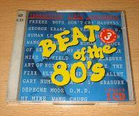 Beat Of The 80's - Vol. 3 (Doppel CD Sampler) Beat Of The 80's - Vol. 3 Format: Doppel CD Sampler Erscheinungsjahr: 1992 Label: Eurostar Records Cat.-No.: 398 1046-2 (Album CD Hülle). CD 1: 1.