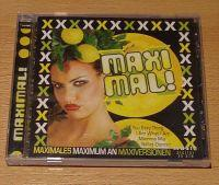 MaxiMal! (CD Sampler) MaxiMal! Format: CD Compilation mit Maxi-Versionen Erscheinungsjahr: 2000 Label: Digital Records Cat.-No.: 13 378 (Album CD Hülle). Mit Maxi-Versionen aus den 80ern.