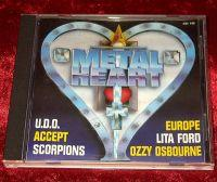 Metal Heart (CD Sampler) Metal Heart Format: CD Sampler Erscheinungsjahr: 1993 Label: Ariola Records Cat.-No.: 291 145 (Album CD Hülle) 1.) Metal Heart Accept 2.) Future World Pretty Maids 3.