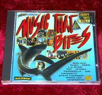 Music That Bites - Heavy Hits Vol. 1 (CD Sampler) Music That Bites - Heavy Hits Vol. 1 Format: CD Sampler Erscheinungsjahr: 1989 Label: Vertigo Records Cat.-No.: 838 652-2 (Album CD Hülle) 1.