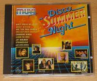 Muvi presents: Disco Summer Night (CD Sampler) Muvi presents: Disco Summer Night Format: CD Sampler Erscheinungsjahr: 1987 Label: Ariola Records Cat.-No.