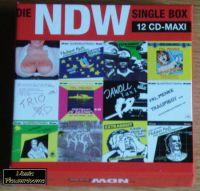 NDW Single Box, Die (12 CD Single Box) Die NDW Single Box Format: CD Box Erscheinungsjahr: 2002 Label: Universal / Polydor Records Cat.-No.