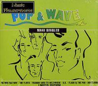 CD Sampler > O - Z Pop & Wave - Maxi Singles (CD Sampler) Pop & Wave - Maxi Singles Format: CD Compilation / Sampler (limitierte Auflage) Erscheinungsjahr: 2002 Label: Sony Music Records Cat.-No.
