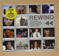 CD Sampler > O - Z Rewind - 32 of the best songs and videos (2 CD + DVD) Rewind - 32 of the best songs and videos Format: Doppel CD Sampler + DVD Erscheinungsjahr: 2004 Label: Universal Records Cat.