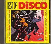 Best of Disco (CD Sampler) Best of Disco Format: CD Compilation / Sampler Erscheinungsjahr: 1992 Label: Polygram Records Cat.-No.