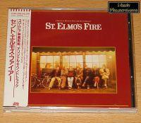 CD Sampler > O - Z St. Elmo's Fire (CD Sampler) - O.S.T. St. Elmo's Fire - O.S.T. Format: CD Sampler Herstellungsland: Made in Japan OBI: Ja Erscheinungsjahr: 1985 Label: Atlantic Records Cat.-No.