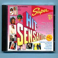 CD Sampler > O - Z Super Hit Sensation '87 (CD Sampler) Super Hit Sensation '87 Format:CD Sampler Herstellungsland:Made in W.-Germany Erscheinungsjahr:1986 Label:Ariola Records Cat.-No.